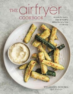 The Air Fryer Cookbook (Hardcover)