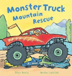 Monster Truck Mountain Rescue! (Paperback)