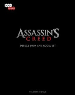 Incredibuilds Assassin's Creed Deluxe Book and Model Set