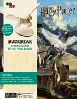 Harry Potter Buckbeak: A Behind-the-scenes Look at Everyone's Favorite Hippogriff
