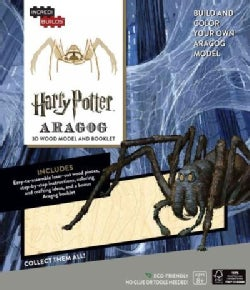 Incredibuilds Harry Potter Aragog 3d Wood Model (Toy)
