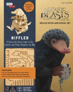 Fantastic Beasts and Where to Find Them Book + Model Set 1