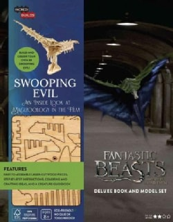 Incredibuilds Fantastic Beasts and Where to Find Them Book Swooping Evil: An Inside Look at Magizoology in the Film, Deluxe ...