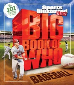 Big Book of Who Baseball (Hardcover)