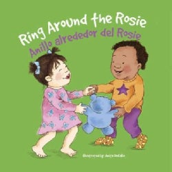 Anillo Alrededor Del Rosie/ Ring Around a Rosie (Board book)