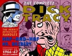 Complete Chester Gould's Dick Tracy (Hardcover)