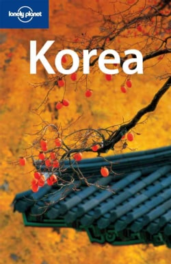 Lonely Planet Korea (Paperback)