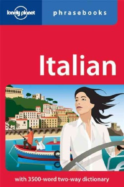 Loney Planet Italian Phrasebook (Paperback)