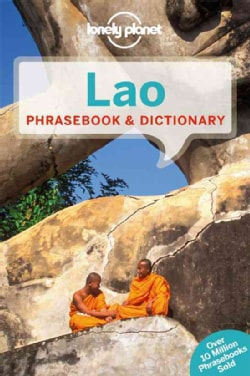 Lonely Planet Lao Phrasebook & Dictionary (Paperback)