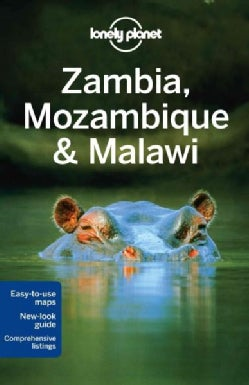 Lonely Planet Zambia, Mozambique & Malawi (Paperback)