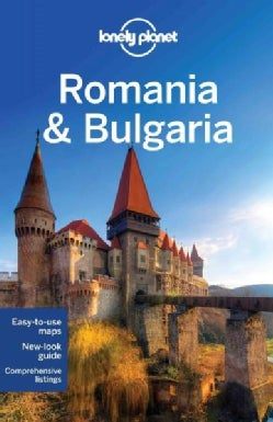 Lonely Planet Romania & Bulgaria (Paperback)
