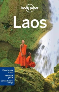 Lonely Planet Laos (Paperback)