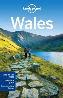 Lonely Planet Wales (Paperback)