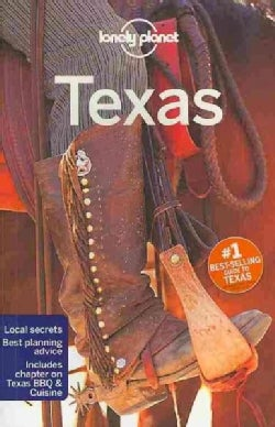 Lonely Planet Texas (Paperback)