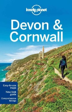 Lonely Planet Devon & Cornwall (Paperback)