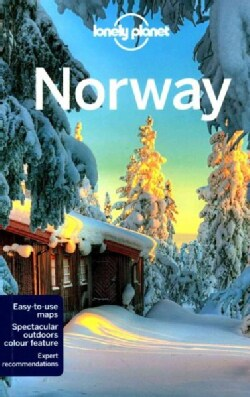 Lonely Planet Norway (Paperback)