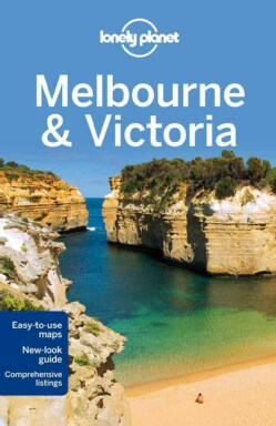 Lonely Planet Melbourne & Victoria (Paperback)