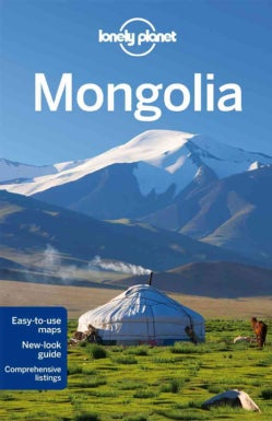 Lonely Planet Mongolia (Paperback)