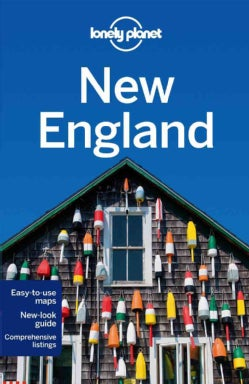 Lonely Planet New England (Paperback)