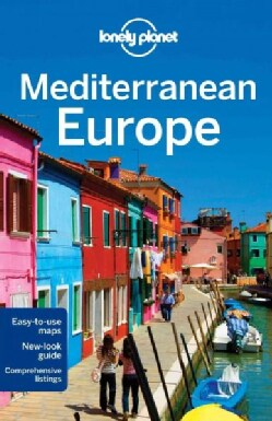 Lonely Planet Mediterranean Europe (Paperback)