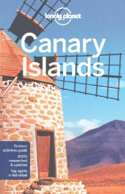 Lonely Planet Canary Islands (Paperback)