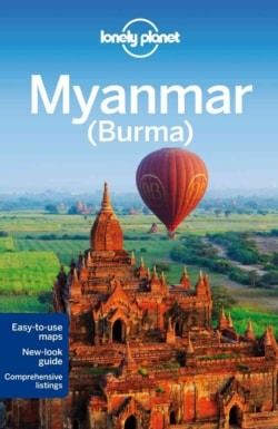 Lonely Planet Myanmar (Burma) (Paperback)