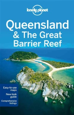 Lonely Planet Queensland & the Great Barrier Reef (Paperback)
