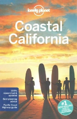 Lonely Planet Coastal California (Paperback)