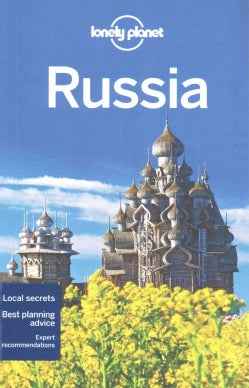 Lonely Planet Russia (Paperback)