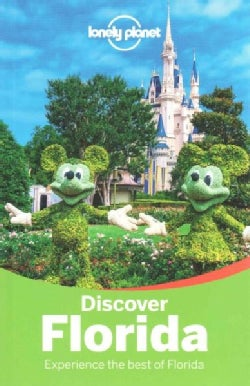 Lonely Planet Discover Florida (Paperback)