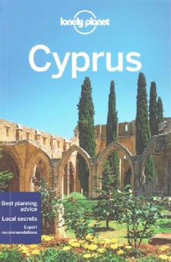 Lonely Planet Cyprus (Paperback)