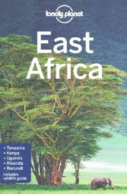 Lonely Planet East Africa (Paperback)