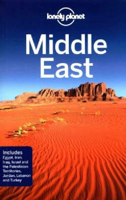 Lonely Planet Middle East (Paperback)