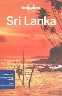 Lonely Planet Sri Lanka (Paperback)