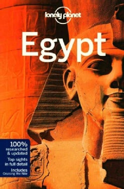 Lonely Planet Egypt (Paperback)