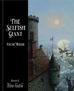 The Selfish Giant by Oscar Wilde (Hardcover)