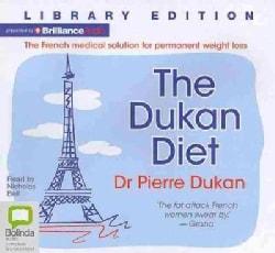 The Dukan Diet (CD-Audio)