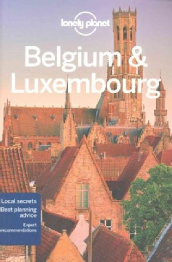 Lonely Planet Belgium & Luxembourg (Paperback)