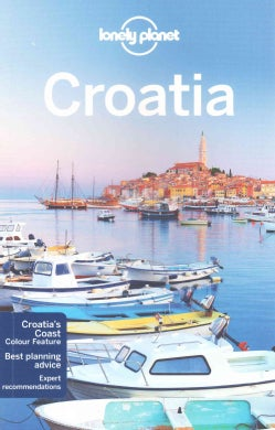 Lonely Planet Croatia (Paperback)