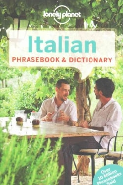 Lonely Planet Italian Phrasebook & Dictionary (Paperback)