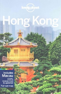 Lonely Planet Hong Kong: Includes Macau