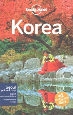 Lonely Planet Korea (Paperback)
