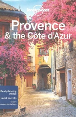Lonely Planet Provence & the Cote d'Azur (Paperback)