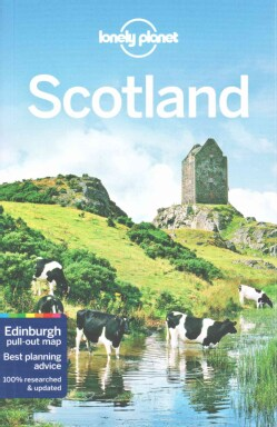 Lonely Planet Scotland (Paperback)