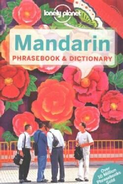 Lonely Planet Mandarin Phrasebook & Dictionary (Paperback)