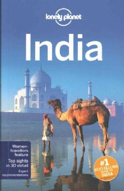 Lonely Planet India (Paperback)