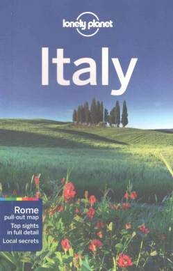 Lonely Planet Italy (Paperback)