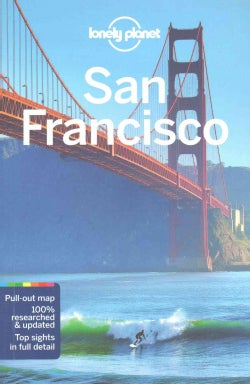 Lonely Planet San Francisco (Paperback)