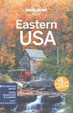 Lonely Planet Eastern USA (Paperback)