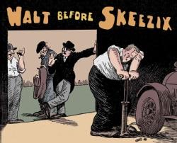 Walt Before Skeezix (Hardcover)